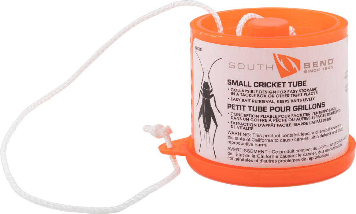 Small  Cricket Tube - South Bend