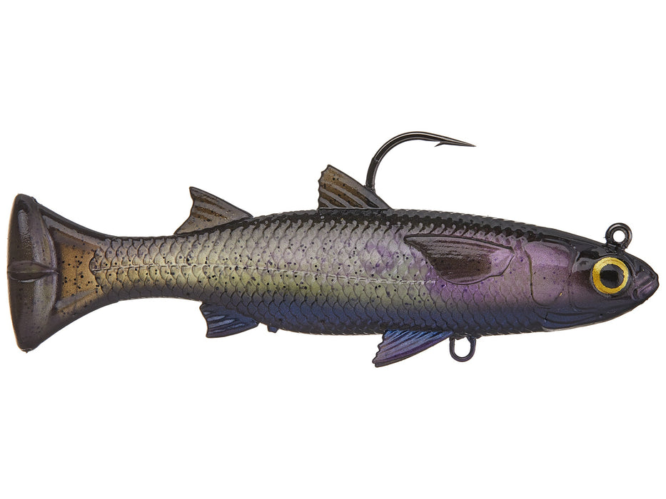 RTF Pulse Tail Mullet 4in - Savage Gear