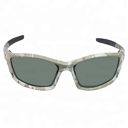 Polarized Camo Sunglasses With Case - VENSE