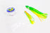 Mahi-Mahi Slayer Tandem Skirt Trolling Lure - JAW Lures