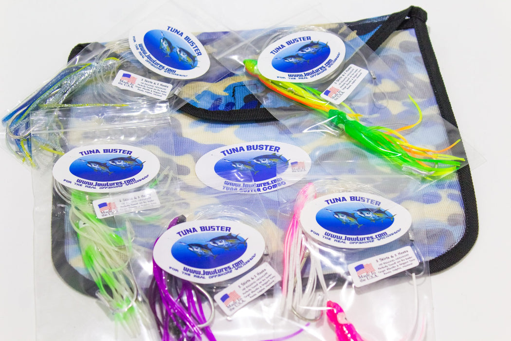 Tuna Buster - Combo Pack | Jaw Lures