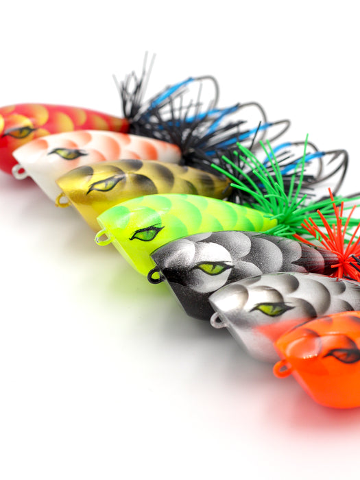 TNT 6.5 Topwater Frog Lure