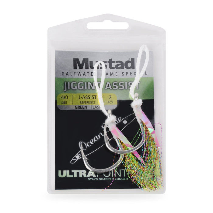 Heavy-duty Jigging Assist Rig - Mustad