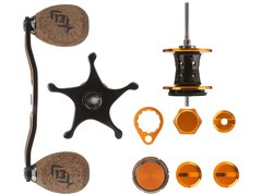 Golddigger Reel Kit - 13 Fishing