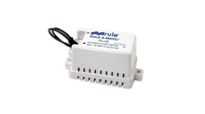 Float Switch SW W/O Fuse - Rule -A -Matic
