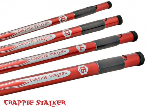 Crappie Stalker Telescopic Pole