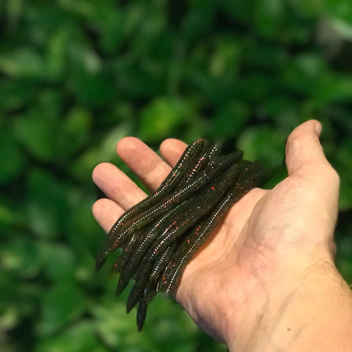 "Finesse Worm 5"" - Farang Ba Creations"