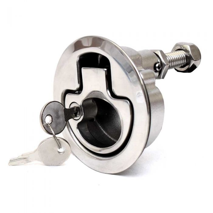 Stainless Steel 2.5 in Compression Latch - GEMLUX