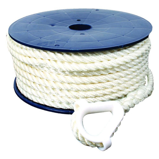 3 Strand Twisted Anchor Line - Invincible Marine