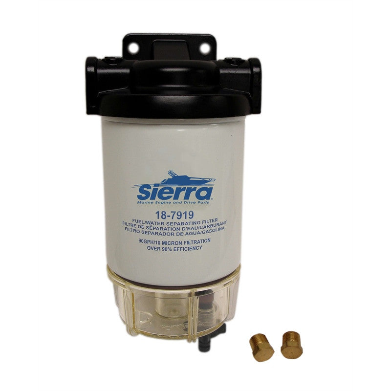 10 Micron Fuel Filter with Aqua Vue™ Bowl