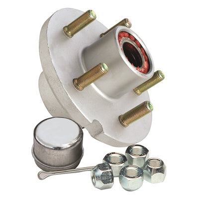 GalvX Coated Wheel Hub Kits - Dexter