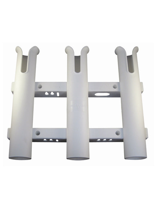 Rod & tool holder white
