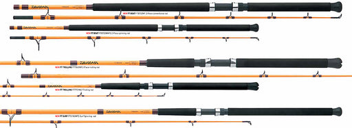 FT Boat Rods - DAIWA