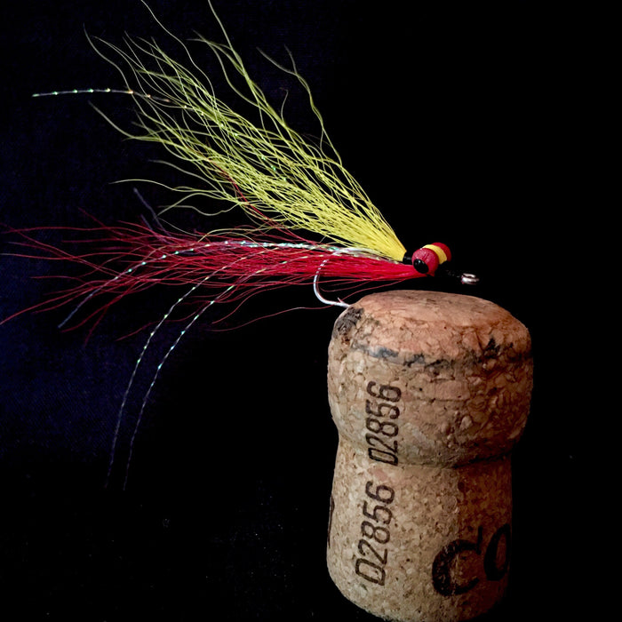 Yellow/Red Clouser