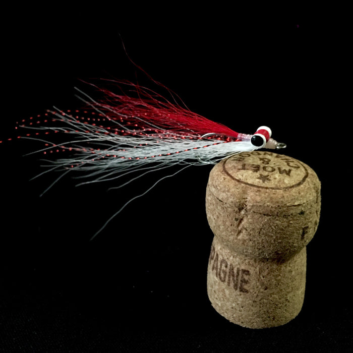 Red/White Clouser