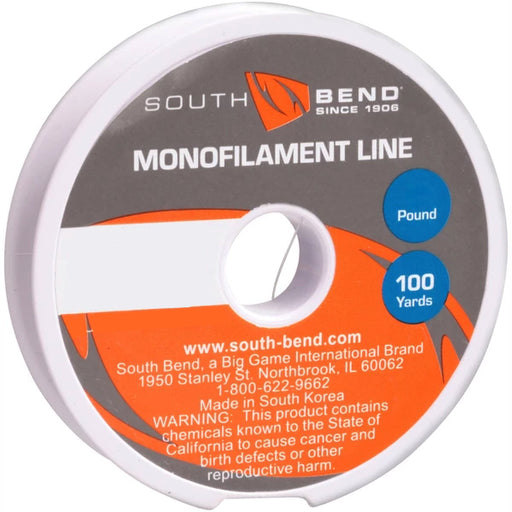 Monofilament 100 yd Spool - South Bend