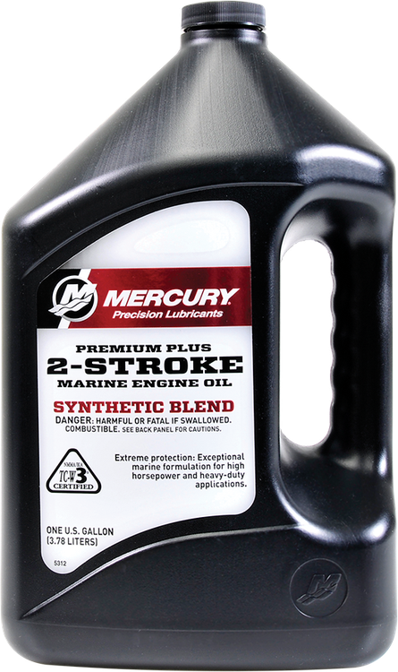 2 Stroke Engine Oil - Mercury