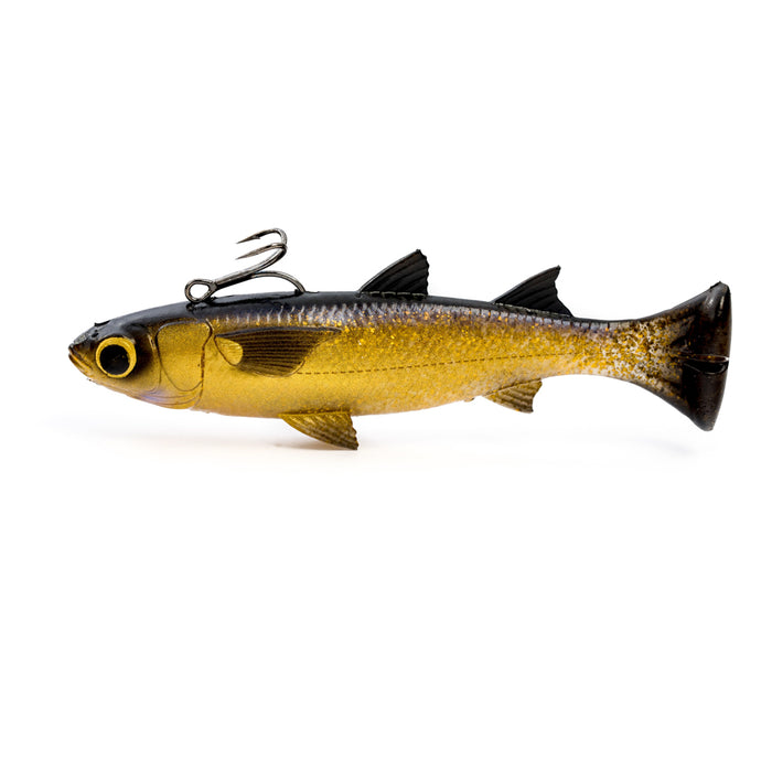 8in Pulse Tail Mullet LT - Savage Gear