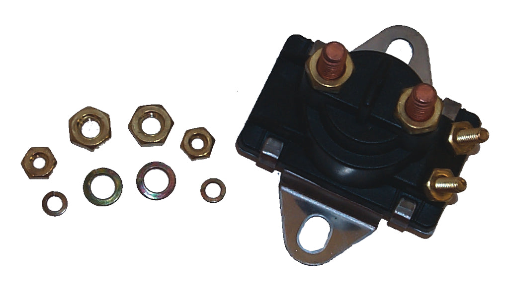 Solenoid Vertical Post 18-5817 - Sierra