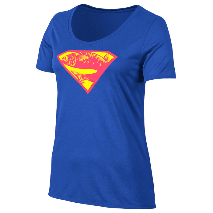 Super Mullet Women's Performance Tee