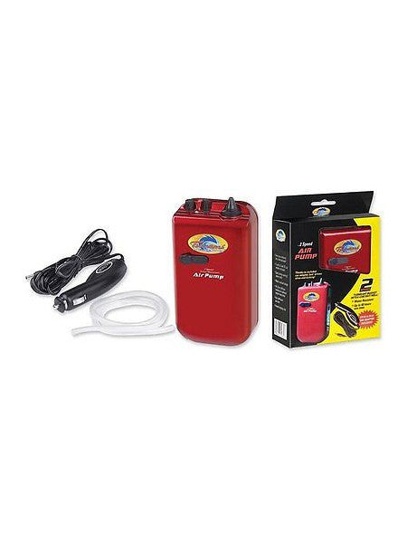 2 Speed Air Pump with 12v Power Cable