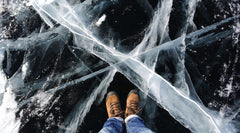 How to Know if it is Safe to Walk on a Frozen Lake