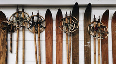How to Store Skis and Snowboard for the Summer