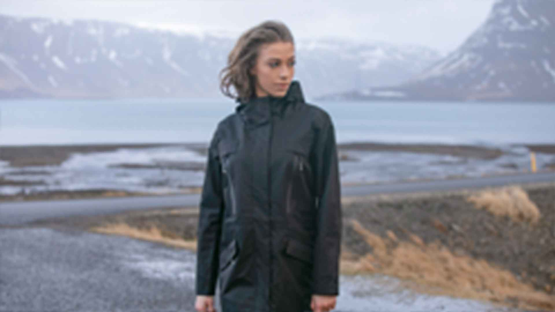 The Chelsea Womens Shell Jacket