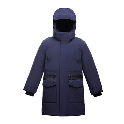Downing Boy's Waterproof Parka