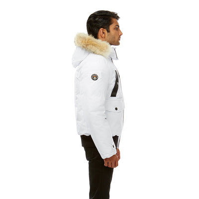 Norden Men's Hooded Bomber Jacket (Legacy)