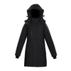 Seraphin Women's Waterproof Parka Triple F.A.T. Goose Black XS