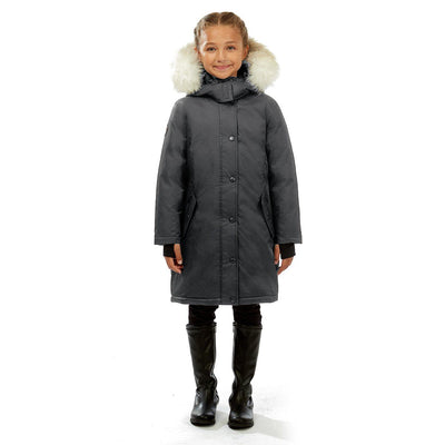 Alistair II Girl's Winter Parka Triple F.A.T. Goose