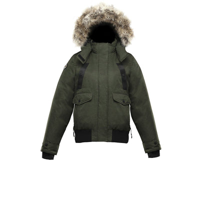 Norden Women's Bomber Triple F.A.T. Goose Olive S
