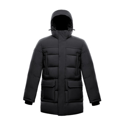 Bellinger Men's Winter Down Jacket