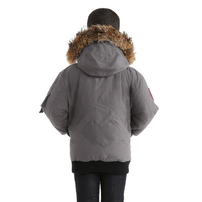 Scotia Boy's Down Jacket