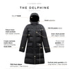 Delphine Women's Puffer Down Jacket
