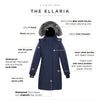 Ellaria Women's Waterproof Parka