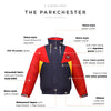 Parkchester Men's Down Jacket