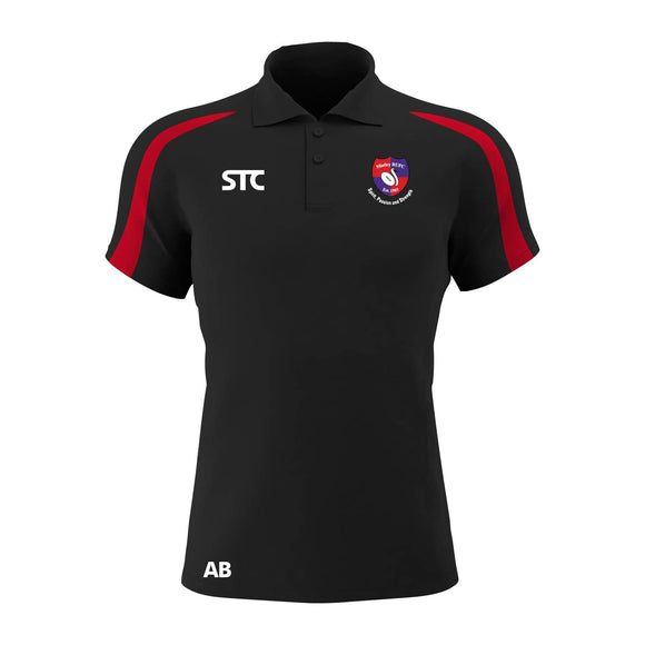 STC Cool Contrast Polo