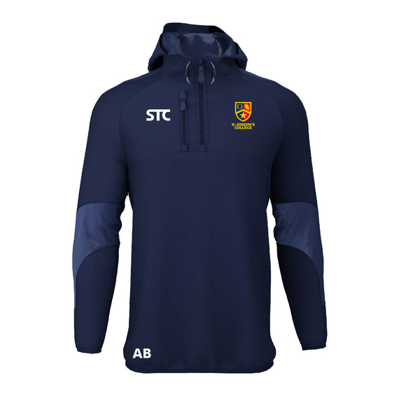 STC Edge Pro 1/4 Zip Shell Top