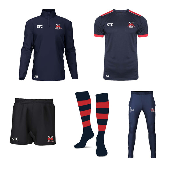 RC Rugby Kit Package