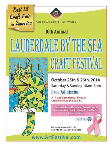 16th Annual Lauderdale by the Sea Craft Festival