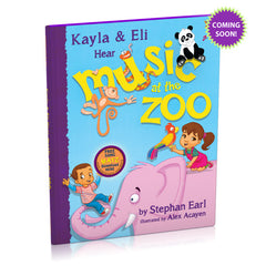 COMING SOON! Kayla & Eli Hear Music at the Zoo