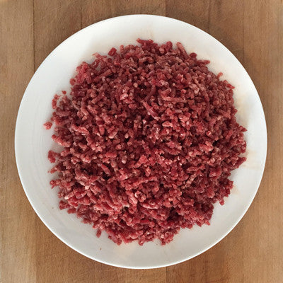 Frozen Lean Mince - 4 x 500gm packs