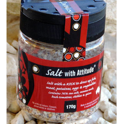 Salt with Attitude 170gm jar - VRC