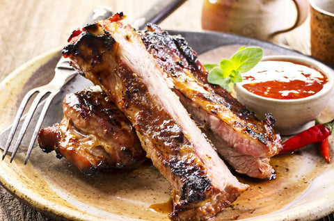FROZEN Pork Meaty Ribs 1kg
