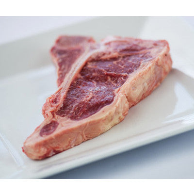 Farmer's Kitchen 100% grass fed t-bone beef delivered across Hong Kong