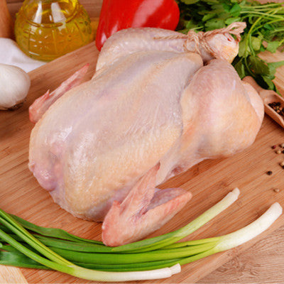 FROZEN Whole Chicken - 1.6kg