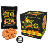 #20 100 Calorie Chilli-Coated Crunchy Peanuts | 5 Bags Per Cube
