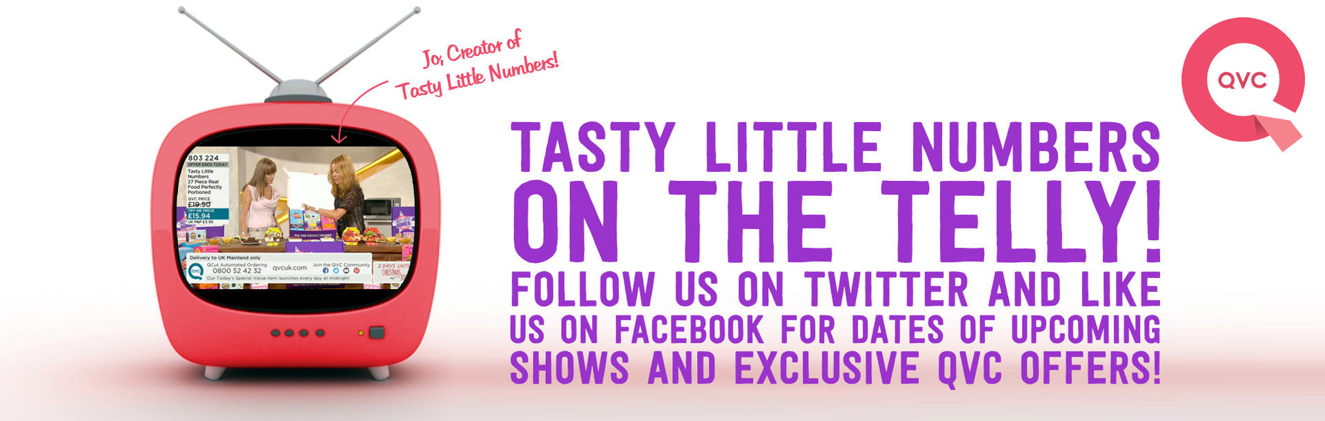 WIN A TASTY LITTLE NUMBERS 100 CALORIE GOODY BOX!